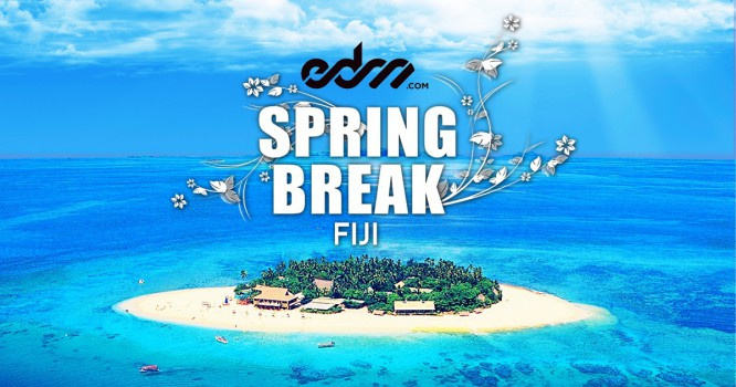 Enter to Win The Ultimate Festival Bundle For Spring Break Fiji!
