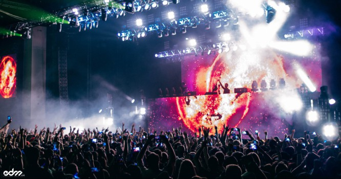 Deadmau5, Jack U, Bassnectar, & More Announced For NYE Festival