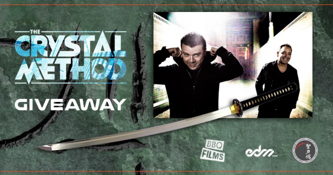 Win Tickets To A 'Vampire Nightclub' & Blade Rave With The Crystal Method