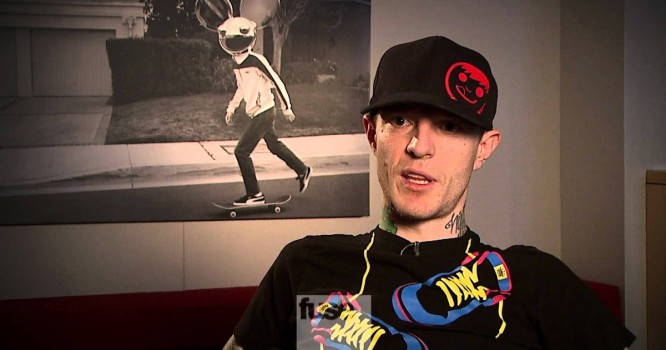 Deadmau5 Talks Streaming & The Problems With Today's Artists & Video Games