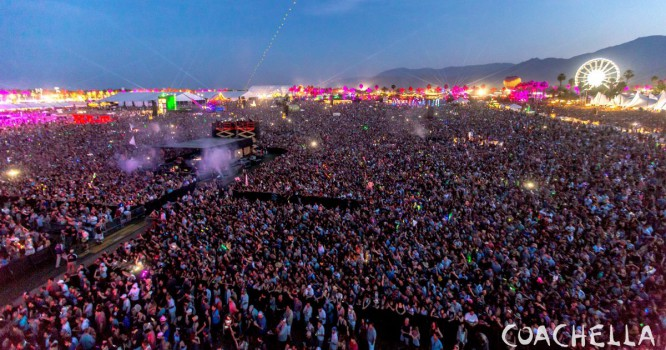 Coachella Reportedly Expanding With New Festival In New Location
