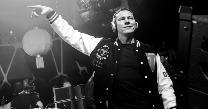 Tiesto Announces Winner Of Your Shot USA DJ Competition
