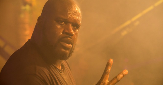 Watch Shaq's First Major Festival Set At TomorrowWorld [VIDEO]