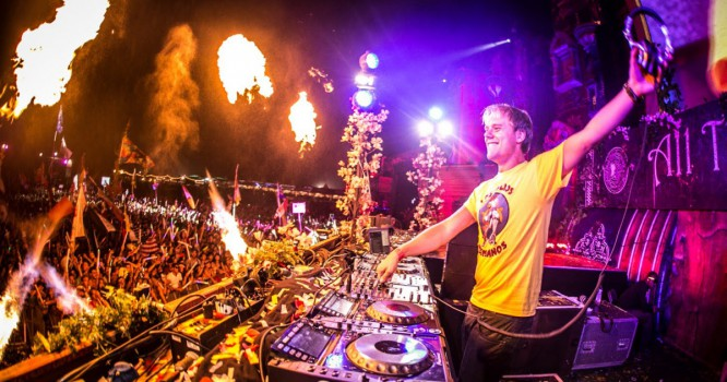 Listen To The Title Track From Armin van Buuren's New Album 'Embrace'
