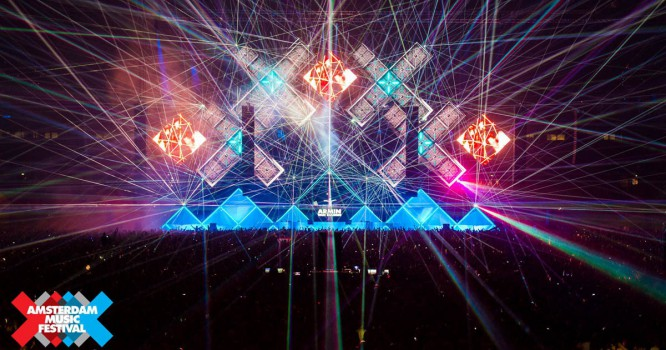 Amsterdam Music Festival Announces Interactive 'AMF TV' Experience