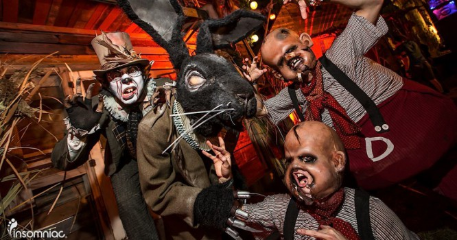 Insomniac Releases Full Lineups for Escape: Psycho Circus