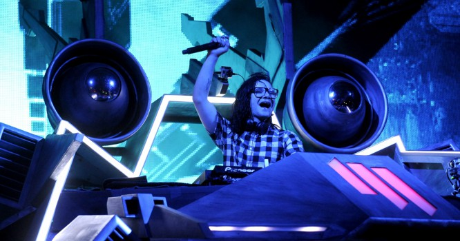 Skrillex Discusses His First Influences And Collabing With Indian Artists