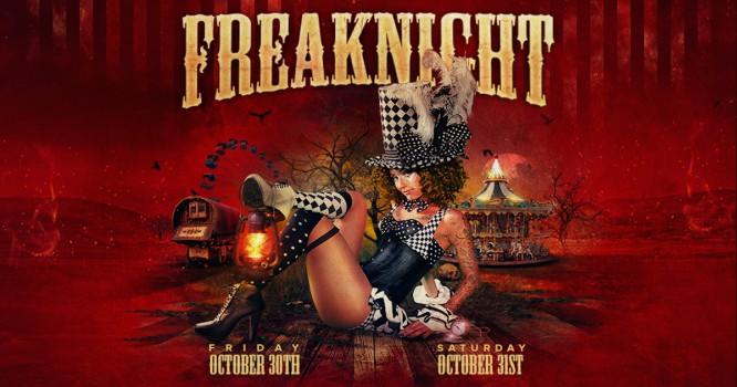 FreakNight Reveals Full Lineup with Tiesto, deadmau5, NERO, & More
