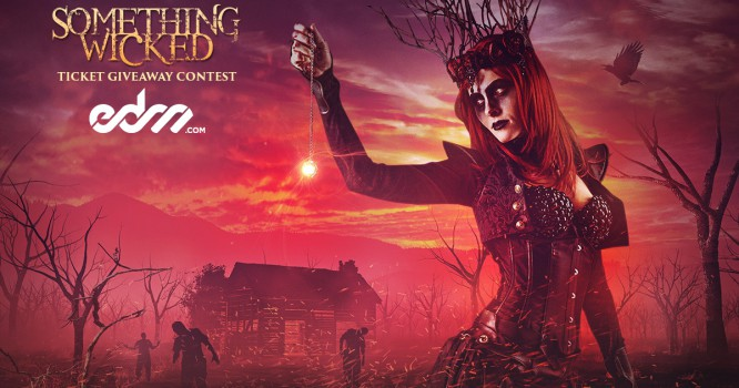 Win 2 VIP Tickets and Exclusive Merch to Something Wicked Festival!