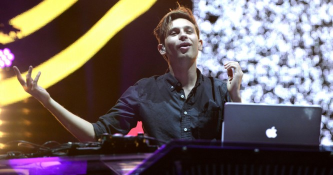 Check Out This Stunning Video Of Flume Live At The Sydney Opera House