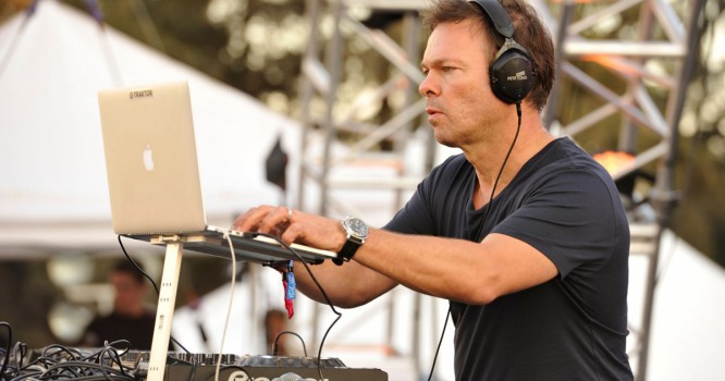 Pete Tong Embarks On Bike Ride From LA To San Fran For Charity