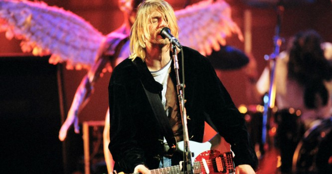 Preview This New EDM Cover Of Nirvana's Iconic 'Heart-Shaped Box'