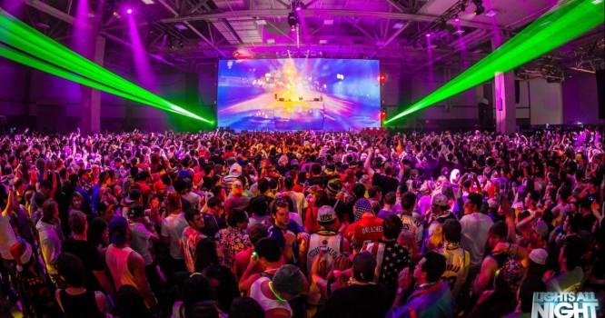 Porter Robinson, Flosstradamus & More Added To Lights All Night Lineup