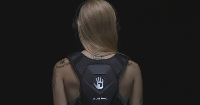 SubPac's Latest Wearable Subwoofer Design Is Breaking The Mold [VIDEO]