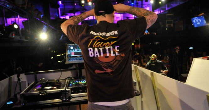 Aspiring DJs Battle It Out In 7th Annual Flavor Battle Competition