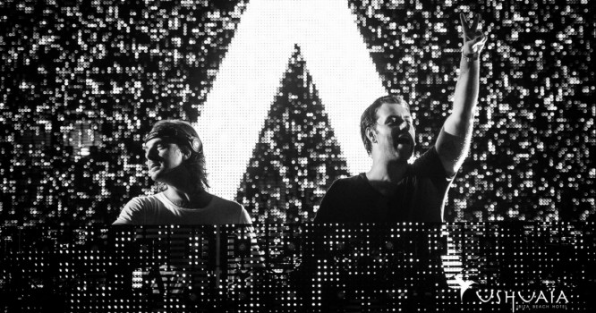 Axwell /\ Ingrosso Preview New Single, Launch Refugee Charity Effort [LISTEN]