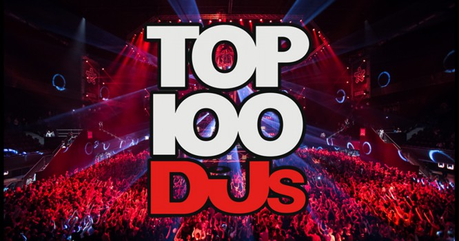 Here Is DJ Mag's 2015 List Of The Top 100 DJs