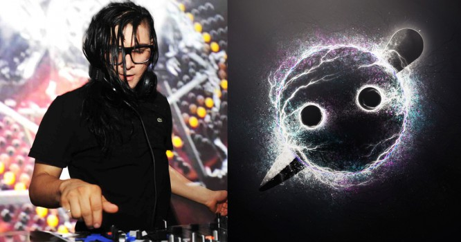 Watch Skrillex Drop An Unreleased Knife Party Collab Live [VIDEO]