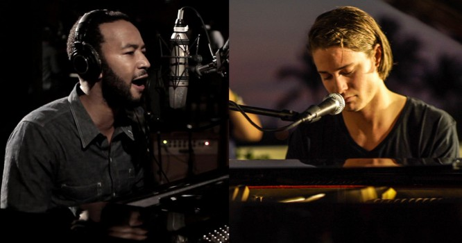 Watch John Legend Perform 'Sexual Healing' With Kygo [VIDEO]