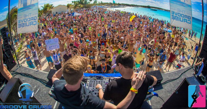 Groove Cruise Miami Announces First Wave Of 2016 Headliners