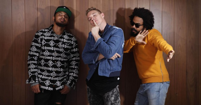 Major Lazer Previews New Track 'The Sound' From Peace Is The Mission 2.0