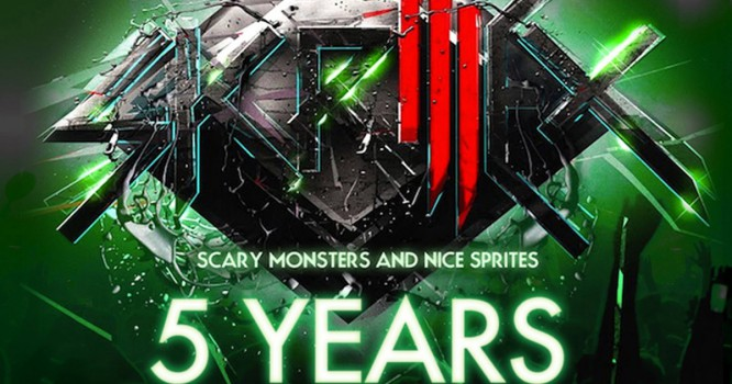 Skrillex Celebrates 5-Year Anniversary Of Scary Monsters & Nice Sprites