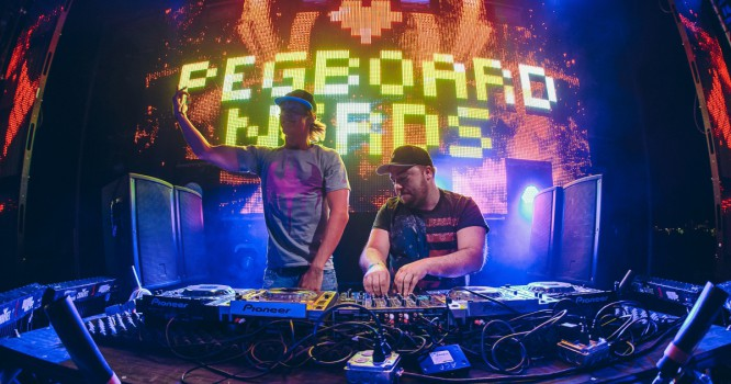 Pegboard Nerds Drop New EP, Charity Campaign & Hilarious Video