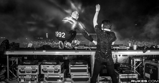 Jack U Releases 5-Track Remix EP Feat. Clean Bandit, Oliver & More