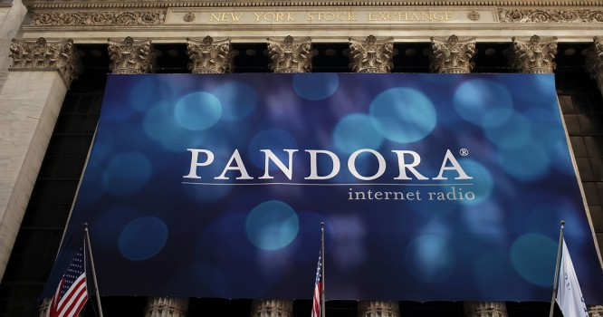 Pandora Will Pay $90 Million In Licensing Dispute