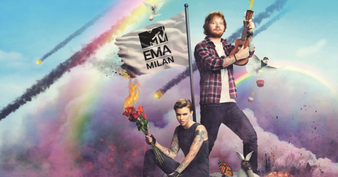 Check Out The Winners Just Revealed At The MTV EMAs