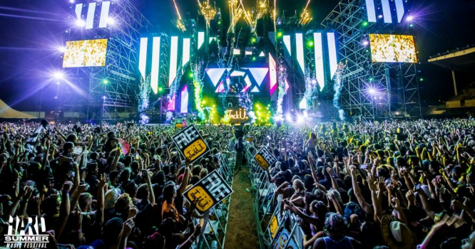 The Recap Video For HARD Summer Festival Is Here [WATCH]