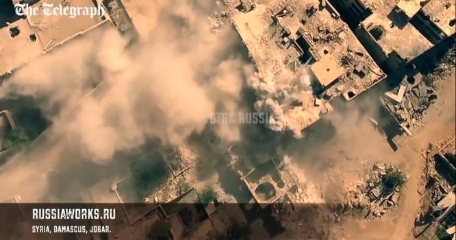 Russia Uses Crystal Method Music Over Syrian Bombing Propaganda [VIDEO]