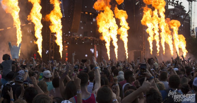 DJ Pledges To Stop Using Pyrotechnics After Tragic Fire In Romania