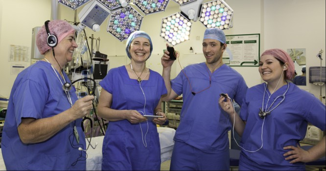 Under the Knife: How Surgeons Are Affected By Different Music Genres