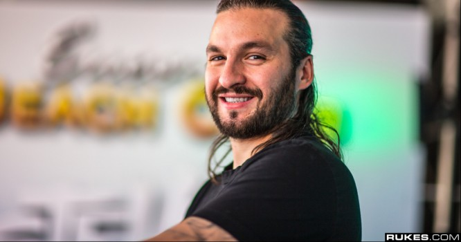 Steve Angello Talks Streaming & Who's to Blame for Compensation Issues