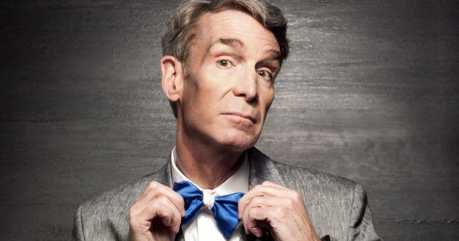 Bill Nye Takes On Global Warming... and Collabs with an EDM Star