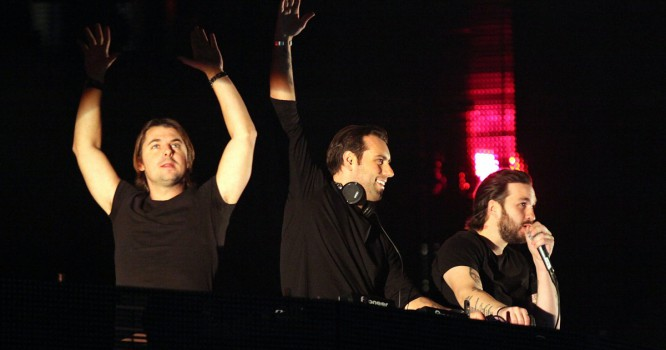 Axwell Opens up about the Reality of a Swedish House Mafia Reunion