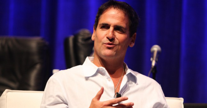 Mark Cuban Has Exactly 2 F--ks, and $30K to Give