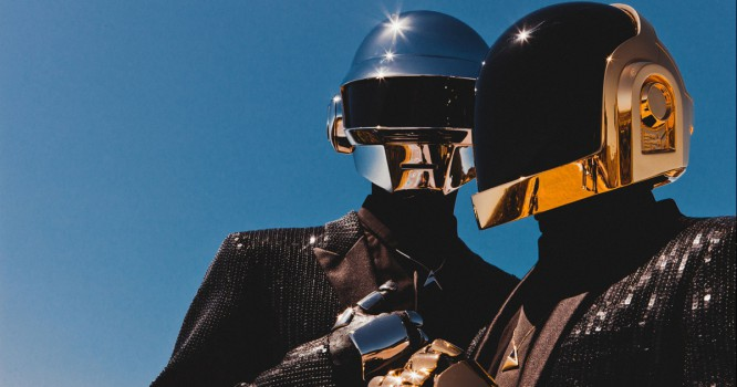 Are You Ready for Daft Punk Unchained?