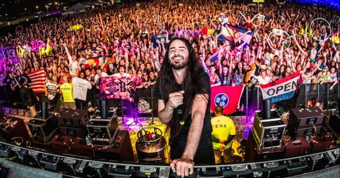 Leaked: Bassnectar Festival Planned for 2016
