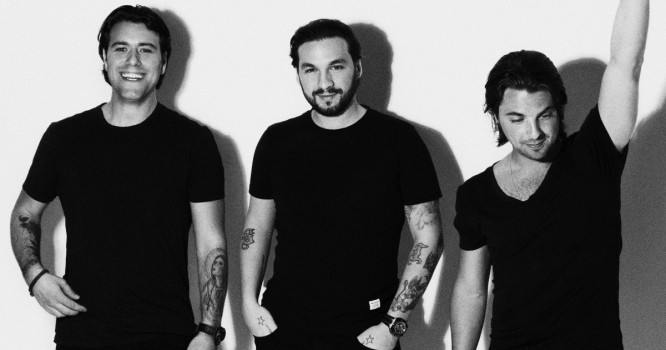 Evidence is Growing for a Swedish House Mafia Reunion