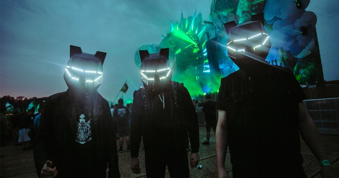 Black Tiger Sex Machine is Taking You to Decadence Festival!