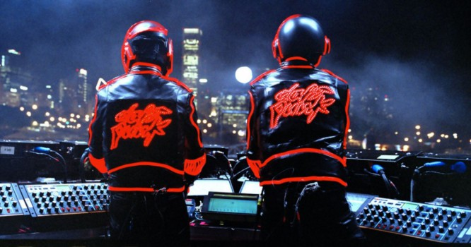 The Moment that Launched Daft Punk into Stardom [VIDEO]