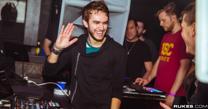 This Is What Zedd, Diplo, A-Trak & Borgore Are Up To
