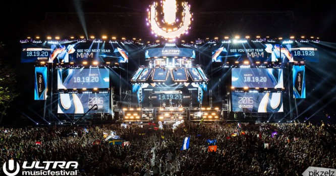 The Biggest EDM Reunion in Years is Scheduled for Ultra 2016