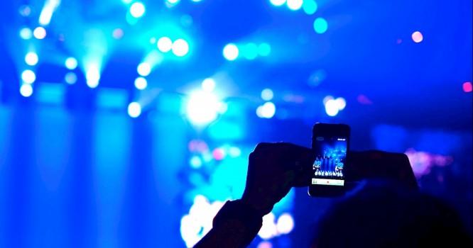 Put Your Damn Phone Away and Dance