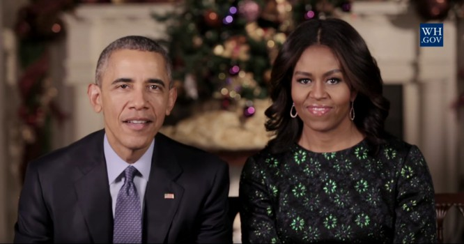 Check Out President Obama's Christmas Playlist