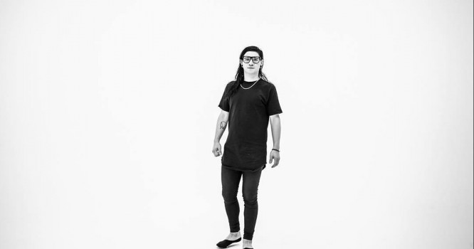 Anytime Someone Says Skrillex Isn't a Real Musician, Show Them This [VIDEO]