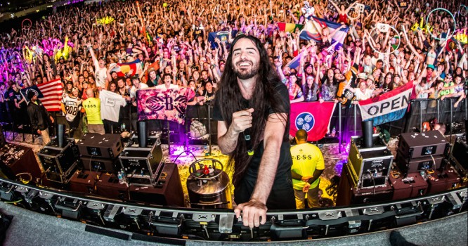 Bassnectar Hosting Fest with Porter Robinson, Flux Pavilion, Wu-Tang Clang & More