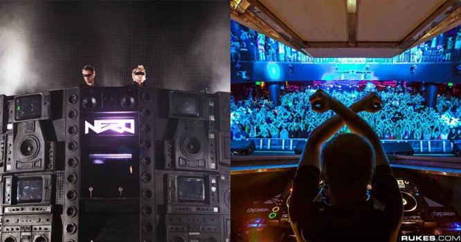 Excision's Remix Pack & New Music from Nero, Avicii, Deorro & More